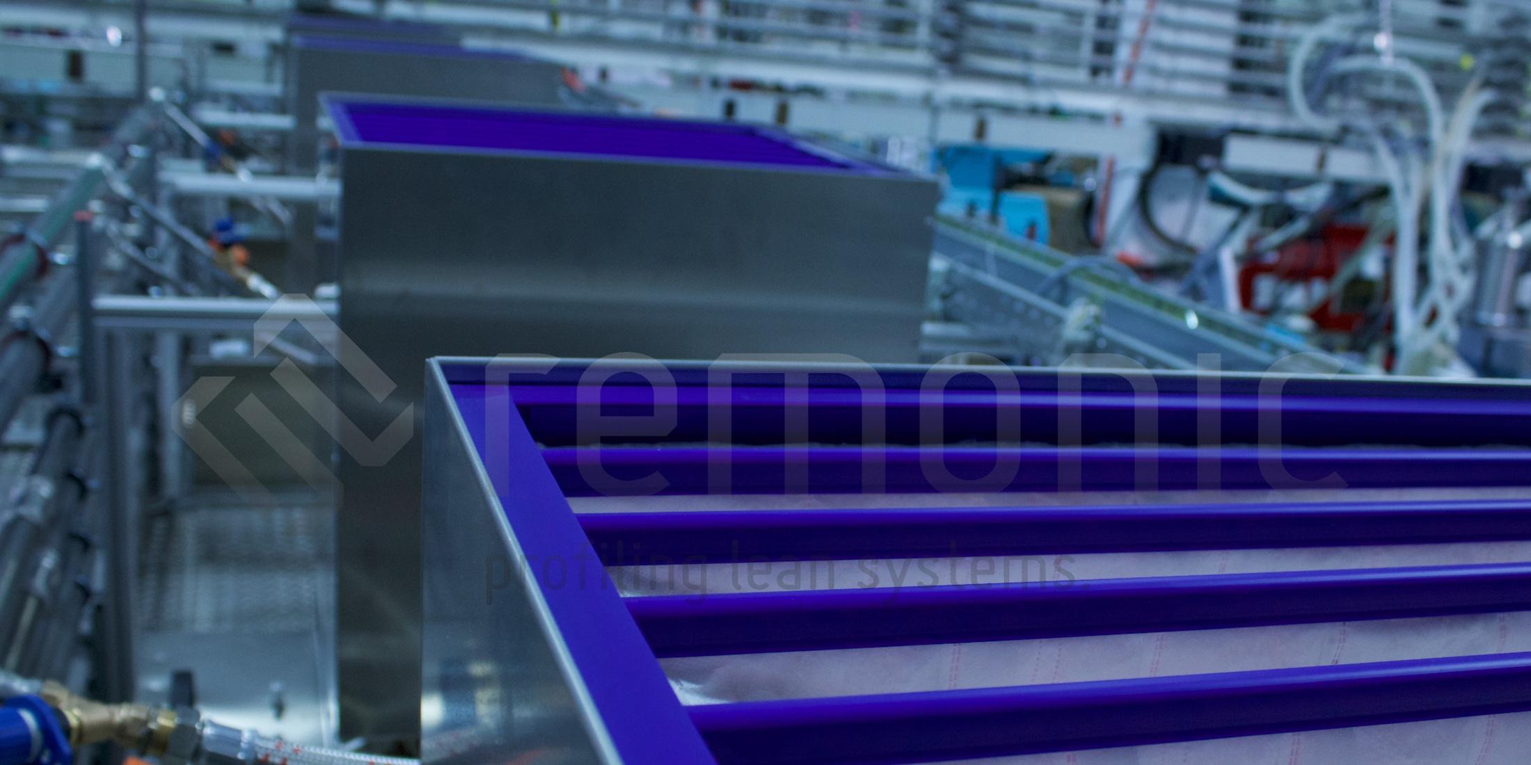 remonic arbeitet mit namenhaften Herstellern für den Einsatz von Filter-Lüfter (FFU) Einheiten für unsere Reinraumtechnik.